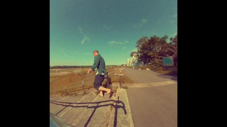 360°カメラ insta360 自動追尾テスト ロックオン