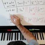 4 note Jazz Piano Voicings Improvising Exercises