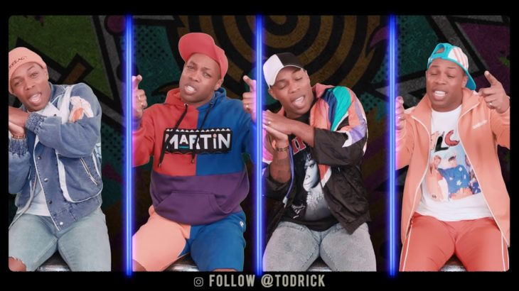 4 the 90's R&B by @todrick