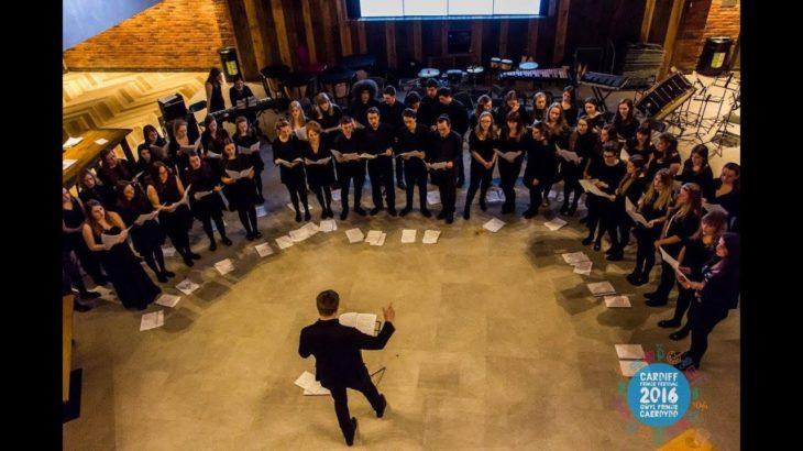 Africa – TOTO (Cardiff University Jazz Choir)