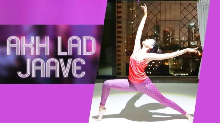 Akh Lad Jaave   Dance Video   Loveratri   Bollywood Jazz Choreography