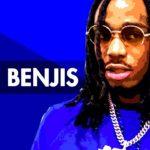 """BLUE BENJIS"" Trap Beat Instrumental 2018 | Hard Lit Rap Hiphop Freestyle Trap Type Beats | Free DL"