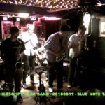 BOPHILOSOHPY JAZZ BAND – 20180819 – BLUE NOTE TAIPEI – collection