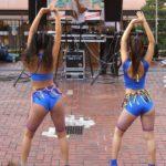 レゲエダンスショー BUMNAMITE (ブンナマイト) ジャマフェス2017