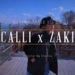 CALLI X ZAKI HIPHOP FREESTYLE VIDEO