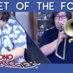 Chrono Trigger: Secret of the Forest Jazz Cover / Electronic Remix || Eric L.
