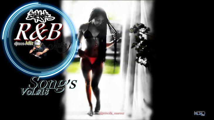 CollectionMix – R&B'Songs Vol.#18 (((djtecoMix))) Capa @priscila_suaresz