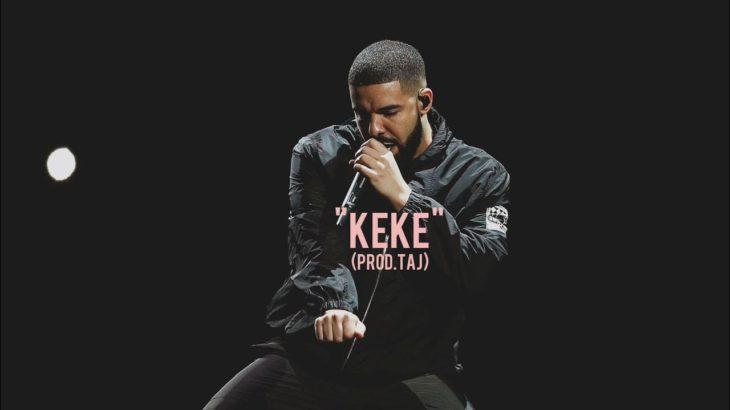 """Drake x Noah """"40"""" Shebib R&B Sample type beat """"KEKE"""""""