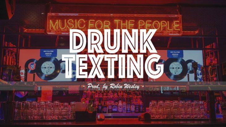 "Ella Mai Type Beat 2018 x ""Drunk Texting"" – Smooth Hip Hop R&B Beats 2018"