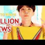 FASTEST K-POP GROUP MV TO REACH 30 MILLION VIEWS