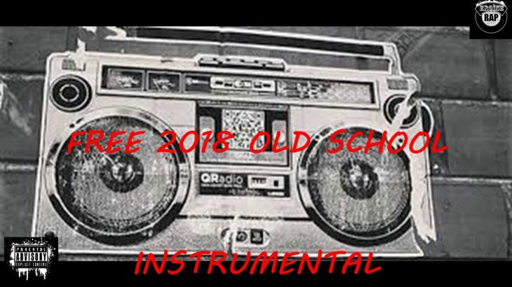 FREE Old School Hip Hop Instrumental beat