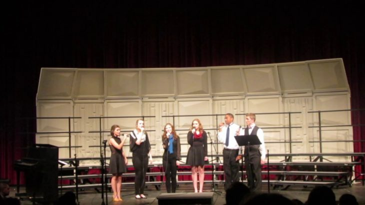 Fall 2016 Choir Concert Vocal Jazz