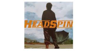 HEADSPIN 1st CD 福島県郡山市インディーズバンド ヘッドスピン