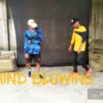 HIP HOP DANCE ON MIND BLOWING SONG |