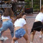 レゲエダンスショー HWAM wiz mamadance unit ジャマフェス2017