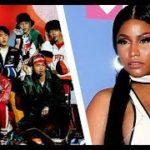 Hear Nicki Minaj Join K-Pop Group BTS on Alternate Version of 'Idol'