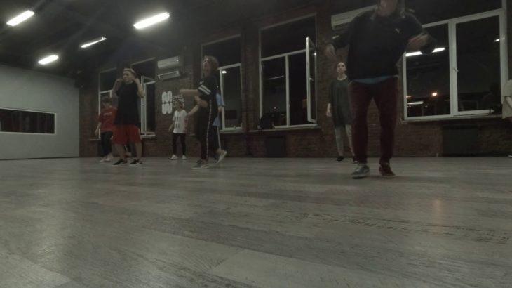 Hip Hop 22 08 2018 part5 choreography by Danil Bobrov