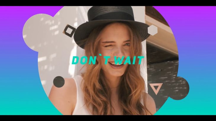 Hip Hop Fashion Promo  – After Effects template from Videohive