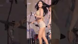 Hot lisa K-pop fancam