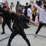 JHKTV]홍대댄스 이너스hong dae k-pop dance inners Black on Black