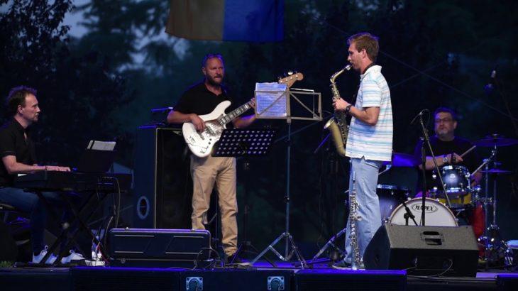 Jazz Quartett Hegyvidéki 1
