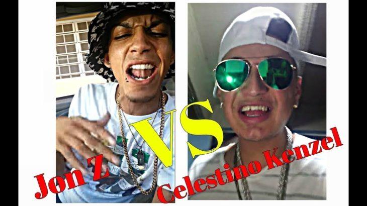 Jon Z  VS Celestino Kenzel   Freestyle * Tiraera   Rap & Hip Hop