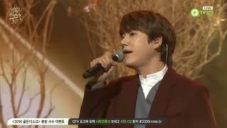 K-POP 2014년 규현 광화문에서