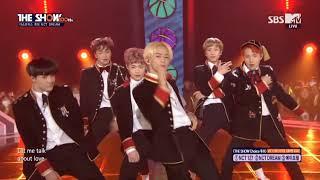 K-POP 2017년 NCT Dream 마지막첫사랑