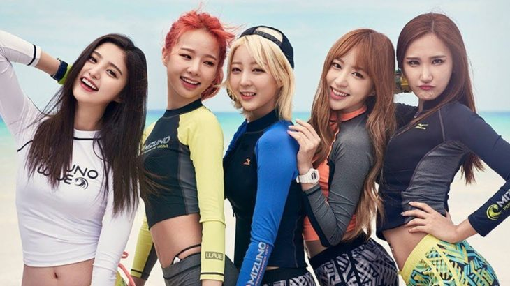 K-POP 2018年 チャート 最新 ランキング –  K-POP最新ランキング2018年04月28日
