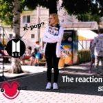 Реакция людей на K-POP ► People's reaction to K-POP