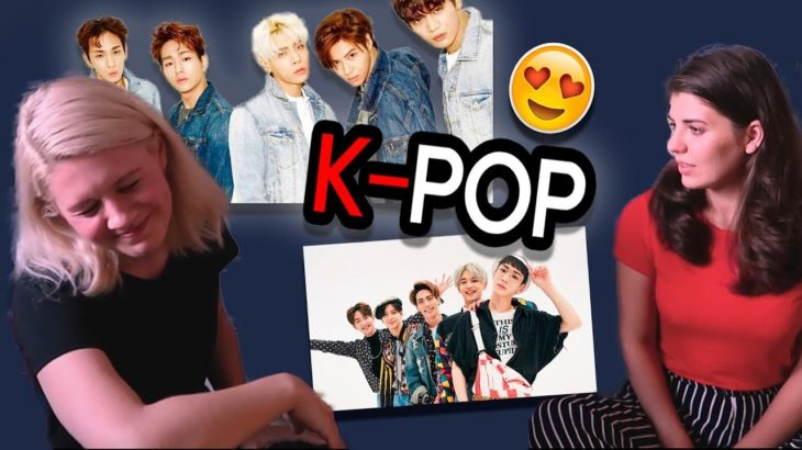 РЕАКЦИЯ ПОДРУГИ НА K-POP ГРУППУ SHINEE