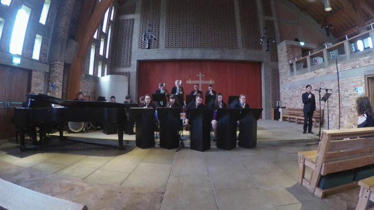 Keele University Jazz Band – Beyond the Sea (Sing Sang Sung 2018)