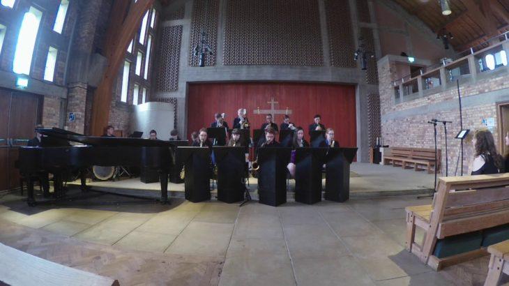 Keele University Jazz Band – It's Oh, So Nice (Sing Sang Sung 2018)