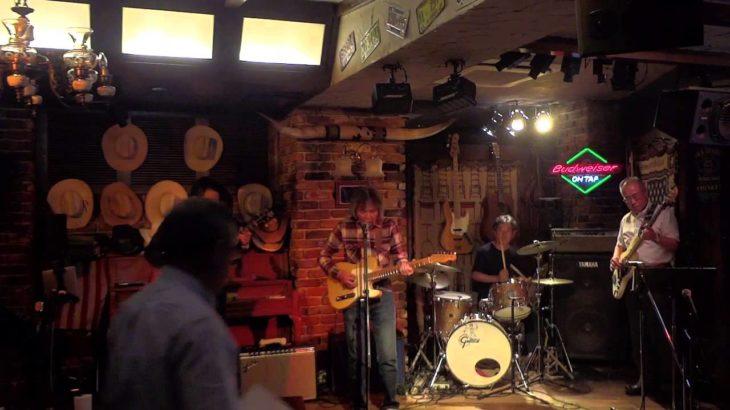 立壁信太郎/高橋昭夫 ブルース・バンド – LIVE  at 赤坂カントリーハウス