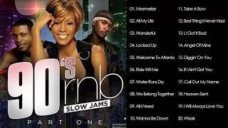 Late 90's Early 2000's R&B | Throwback Hip Hop & R&B Songs | R&B Classics Old School Playlist Ever