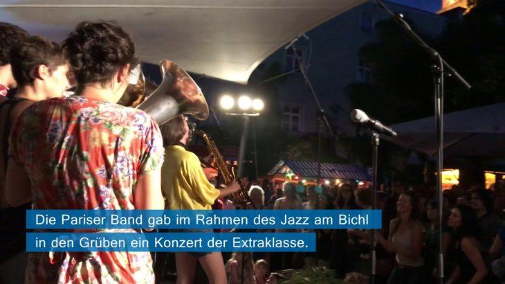 """""""Les Lapins Superstars"""" bilden Höhepunkt des Jazz am Bichl in Burghausen"""