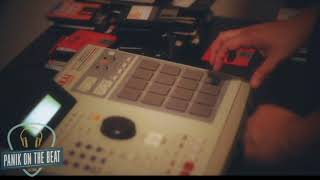 Loading MPC 2000XL floppy – Panik Molemen – Boombap – Hip Hop Instrumental –