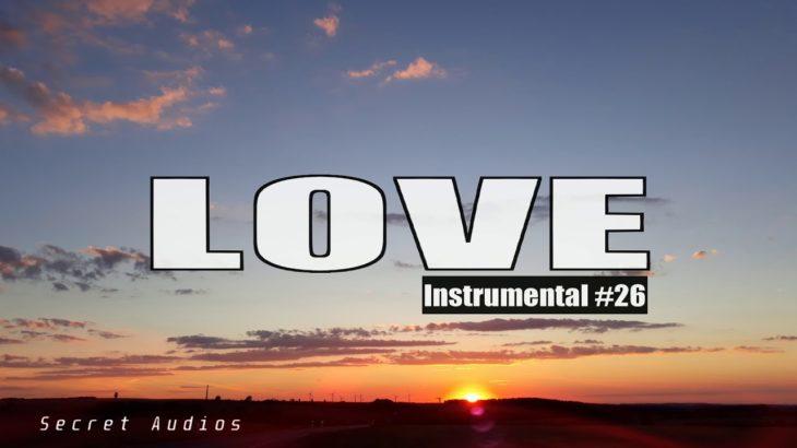 """Love"" Smooth Piano R&B Type Beat – Instrumental #26│Secret Audios"