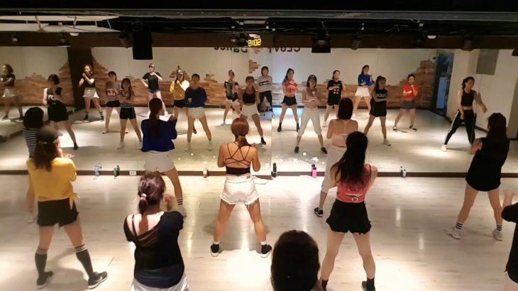 마마무 MAMAMOO-너나해 Egotistic Dance Cover 클러버댄스 K-POP 오전class