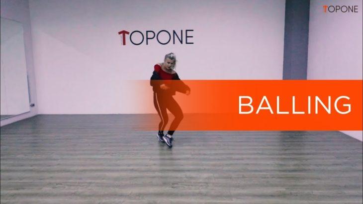Melii — «Balling»   Hip-Hop by Anastasiia Melnichenko