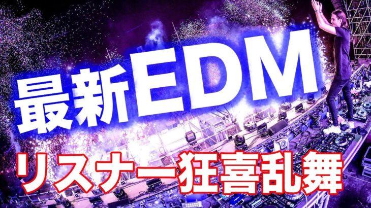 [NEW EDM!!] 大手DJたちの最新曲メドレー!