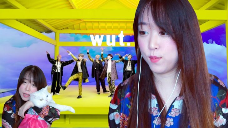 "Non K-Pop Fan Reacts to BTS ""IDOL"" MV"