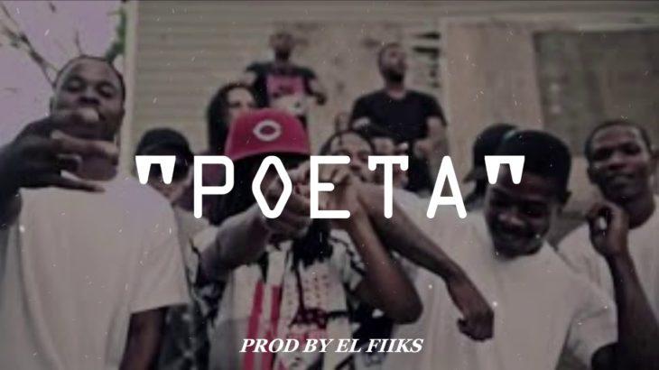 """POETA"" Base De Rap Uso Libre Hip Hop Instrumental [FREE USE] 2018"