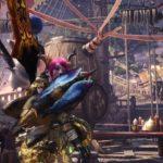 PS4 モンスターハンターワールド:結晶達のロックンロール★