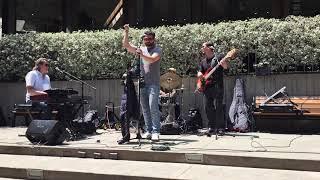 Pocket Quartet Soul R&B :: 2018 People in Plazas Summer Music Festival