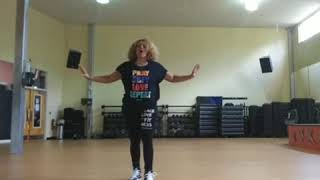 Right On Time / Christian R&B dance fitness choreography artist Aaron Cole