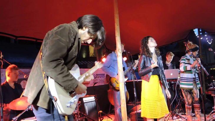 Savoy Room [2] (Delft, Jazz Festival, 24-8-2018)