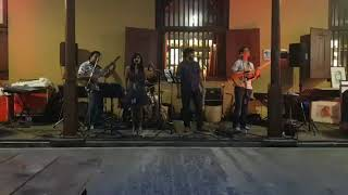 Smooth Operator by Sade. Cover by Anne Jayamanne & Jazz Band