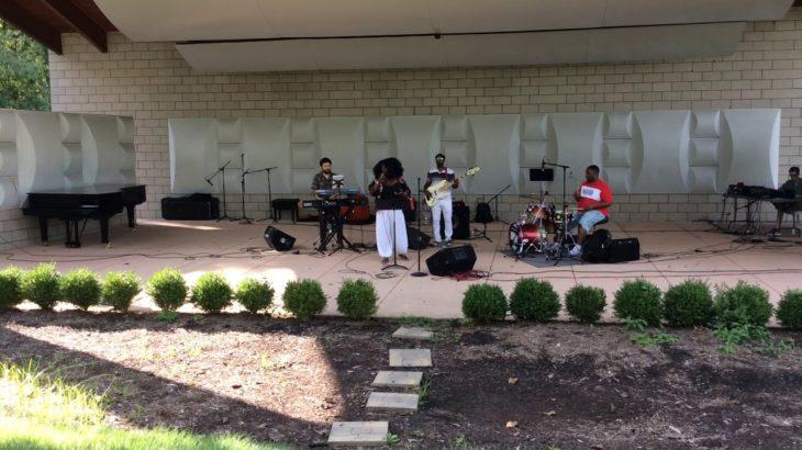Stacia Abbott at Monroeville Jazz Festival