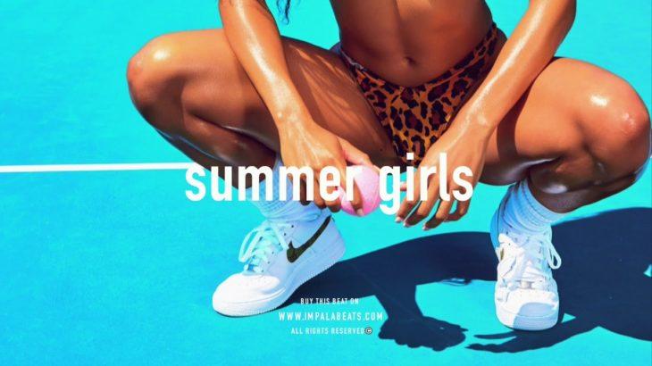 """Summer girls"" K-Pop/R&B Beat Instrumental 2018"